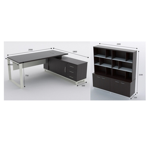 SENTI Director Set with Cabinet