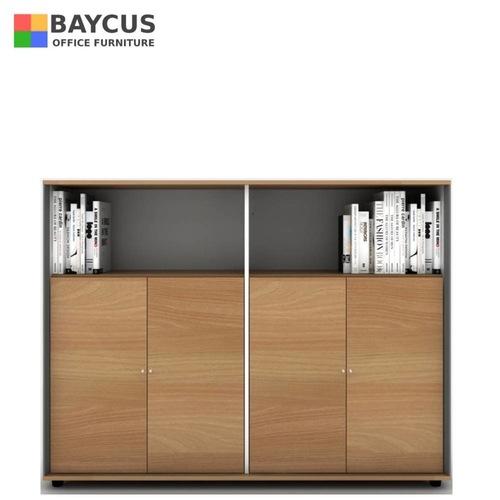 B-One Series Mid Height Swing Door Cabinet