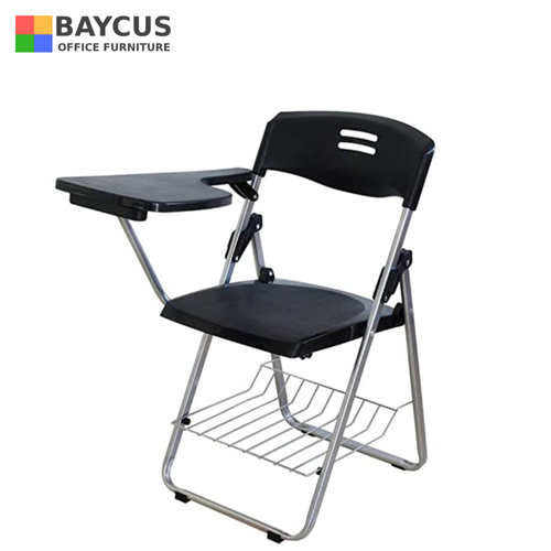 Bay-02A Training Folding Chair With Tablet