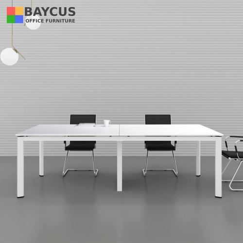 B-One N-CT2400 Conference Table Col: White