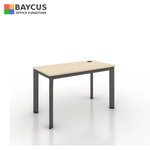 B-One 120675-M Standalone Desk with Modesty Panel Col Maple