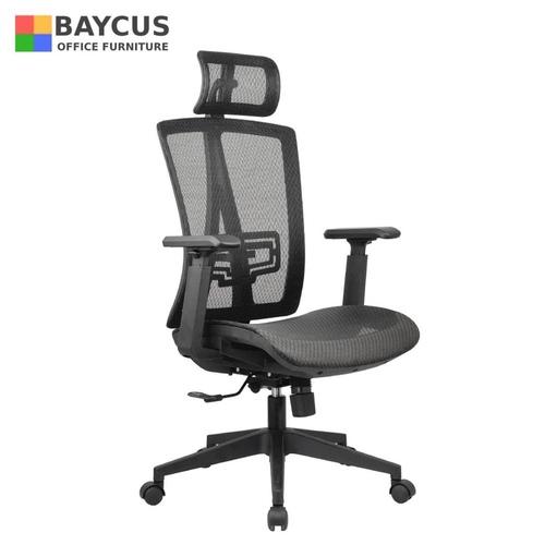 Opal 43A Full Mesh Ergonomic Chair Col Black