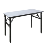BQ1560 Folding Table Col Grey
