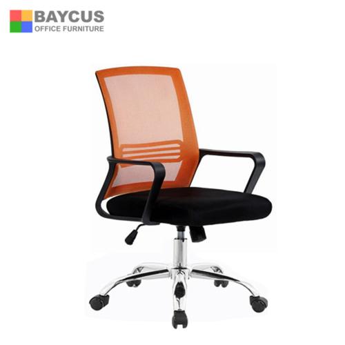 QUARTZ II Mesh Chair Orange
