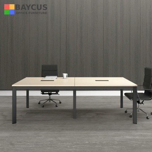 B-One N-CT2400 Conference Table with Wire Management Compartment