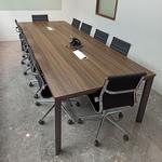 B-One B-CT3200 3.2m Meeting Table (Brown)