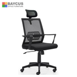 M-38 Mid Back Mesh Chair with Headrest