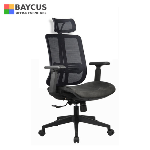 Jade Ergonomic Full Mesh Chair Col Black Special Offer