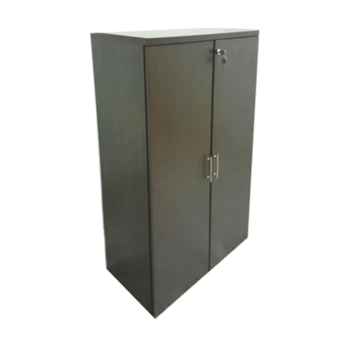 Walnut Medium Swing Door Cabinet