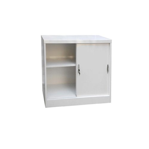 Half Height Sliding Door Cabinet