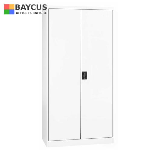 FC-18 Formerly UW-18 Full Height Metal Swing Door Cabinet White