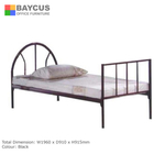 Baycus LC-600-S Single Bed Frame RT-32