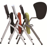 Green Stone Training Chair with Tablet