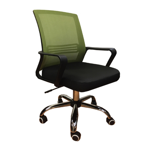 QUARTZ II Mesh Chair (Green)