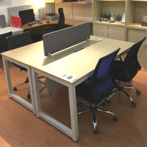 CT Series - 1.5m Open Concept Workstation for 2 Person