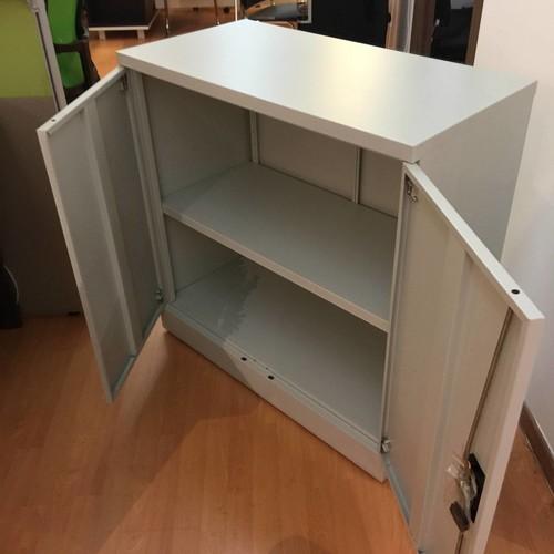 FC-09 (UW-09) Half Height Swing Door Metal Cabinet (Arriving May 2021)