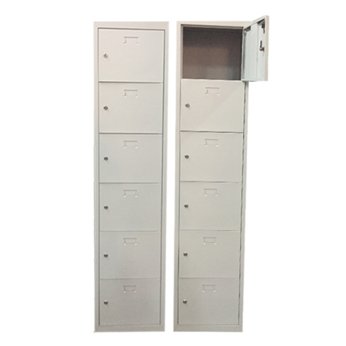 6 Compartment Lockers