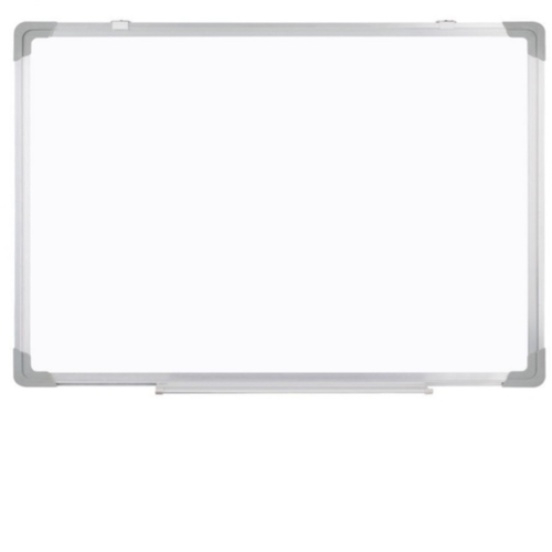 4ft x 3ft Magnetic White Board with Tray