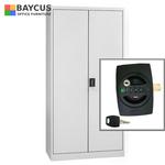 FC-18-NL Full Height Swing Door Steel Cabinet with Number Lock
