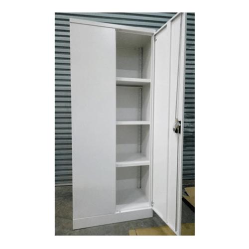 White Full Height Swing Door Cabinet