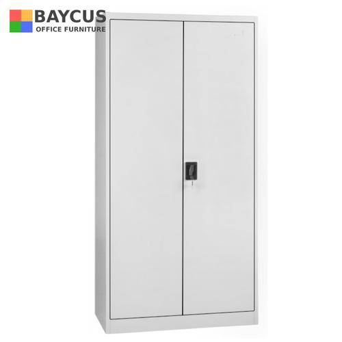 FC-18 (Formerly UW-18) Full Height Metal Swing Door Cabinet (Grey)