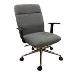 PRESELI Chair ( Col. Light Grey)
