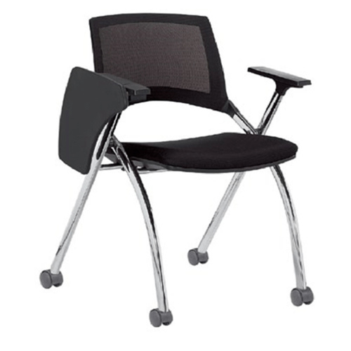 SAPPHIRE II Training Chair with Writing Tablet & Wheels