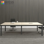 B-One N-CT2800 Conference Table with Wire Management Compartment