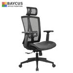 OPAL-MESH 43A Full Mesh Ergonomic Chair Col: Black
