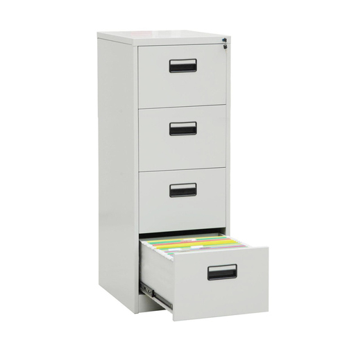 BS-404 - 4 Drawers Filing Cabinet