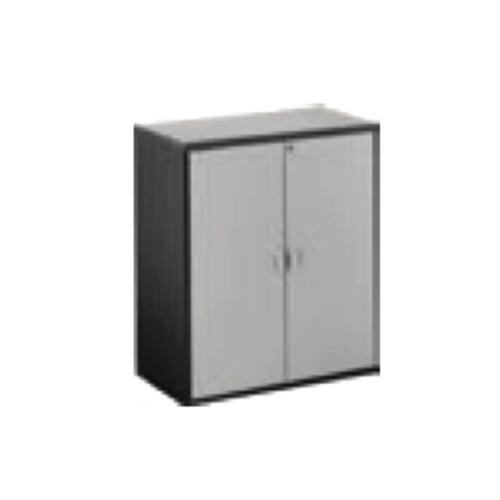 Grey Swing Door Cabinet