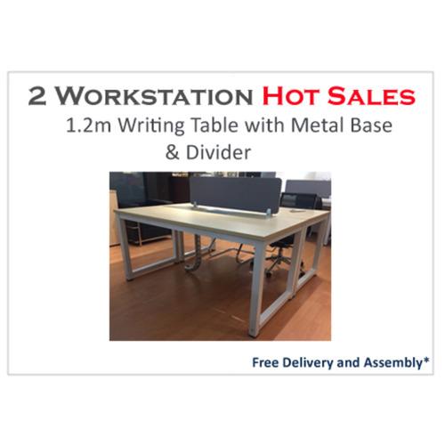 2 Workstation Promotion