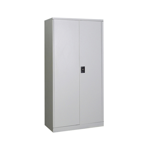 UW-18 Full Height Metal Swing Door Cabinet Grey