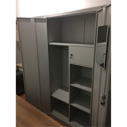 CC-MS Full Height Cabinet with  Inner Box (Grey)