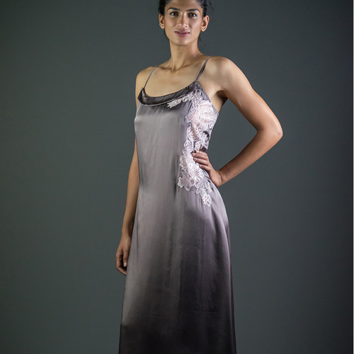 Calf Length Gown