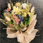 Dried Garden Bouquet