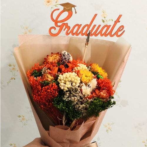 Graduation Italian-Flowers-FutureBright