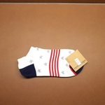 Minimal Flag Sock