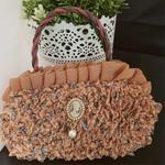 Korean Flower Hand Bag