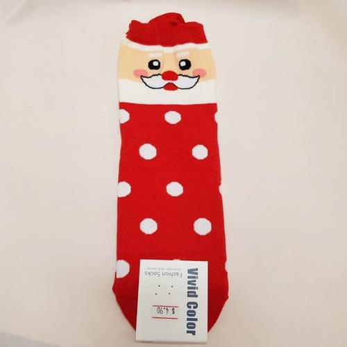 Santa Red Sock