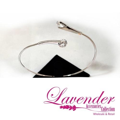 Silver Classic Bracelet