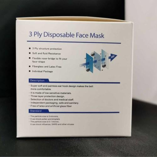 Parllebi Disposable Protective Mask