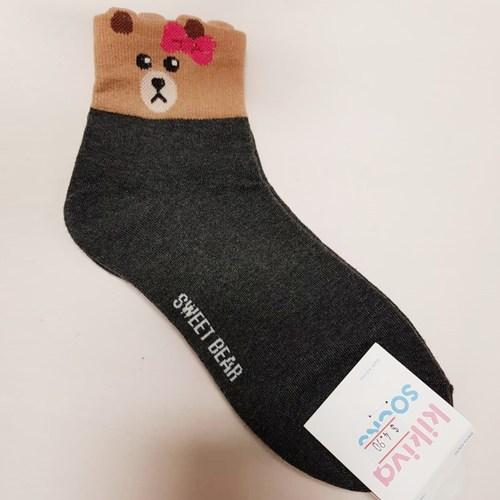 Sweet Bear Sock