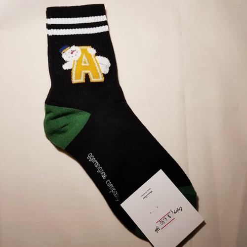 Snowman A Sock