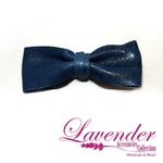 Blue Fashion Ribbon Hair Clip