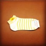 Eggy Chick Sock