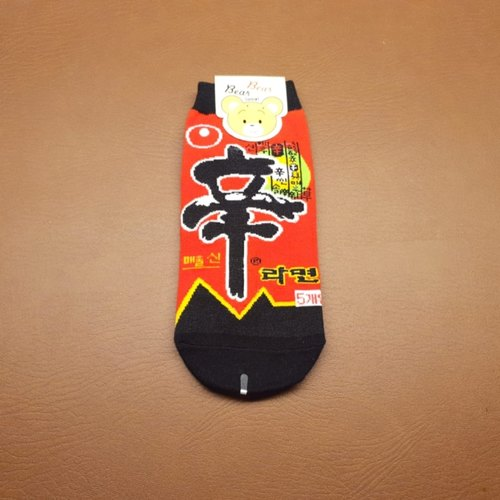 Korea Ramen Sock