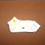 Little Duck White Sock