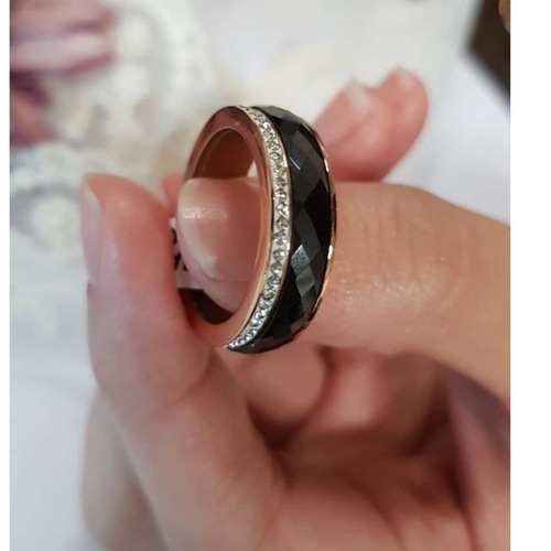 Black Rotate Ring
