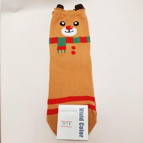 Cute Reindeer Sock